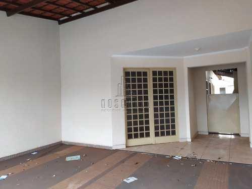 Casa, código 441300 em Jaboticabal, bairro Vila Santa Tereza
