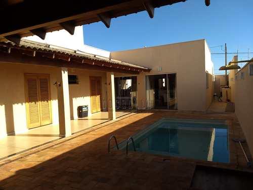 Casa, código 406300 em Jaboticabal, bairro Jardim Monterrey II