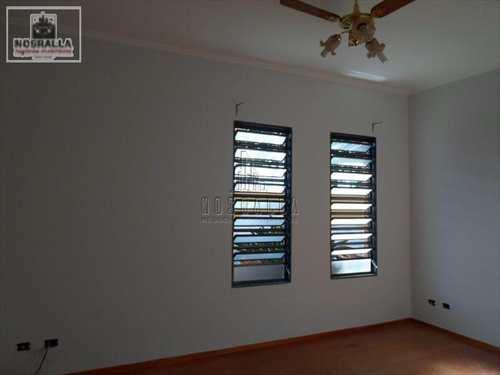 Casa, código 381800 em Jaboticabal, bairro Barreiro