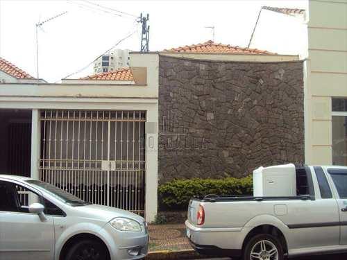 Casa, código 355800 em Jaboticabal, bairro Centro