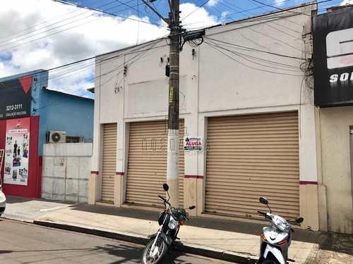 Sala Comercial, código 309000 em Jaboticabal, bairro Centro