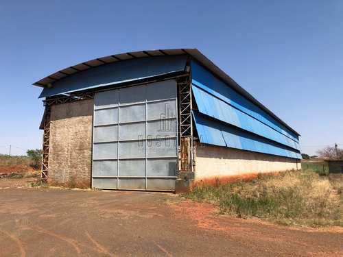 Armazém ou Barracão, código 206200 em Jaboticabal, bairro Lusitânia