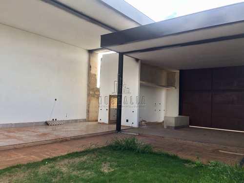 Casa de Condomínio, código 1722113 em Jaboticabal, bairro Jardim Monterrey II