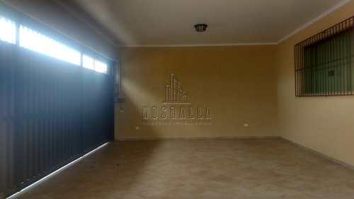 Casa, código 1722126 em Jaboticabal, bairro Centro