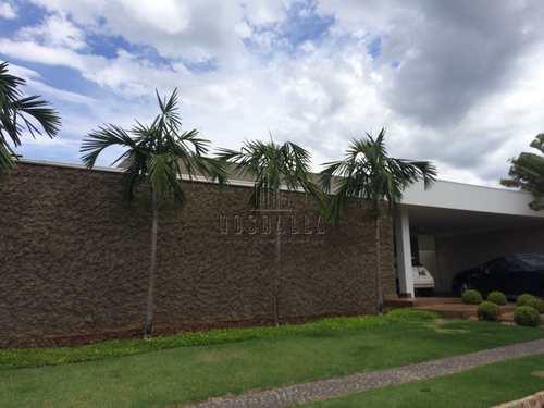 Casa de Condomínio, código 1722145 em Jaboticabal, bairro Jardim São Marcos I