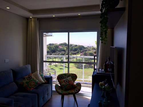Apartamento, código 1722211 em Jaboticabal, bairro Vila Industrial
