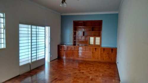 Casa, código 1722351 em Jaboticabal, bairro Centro