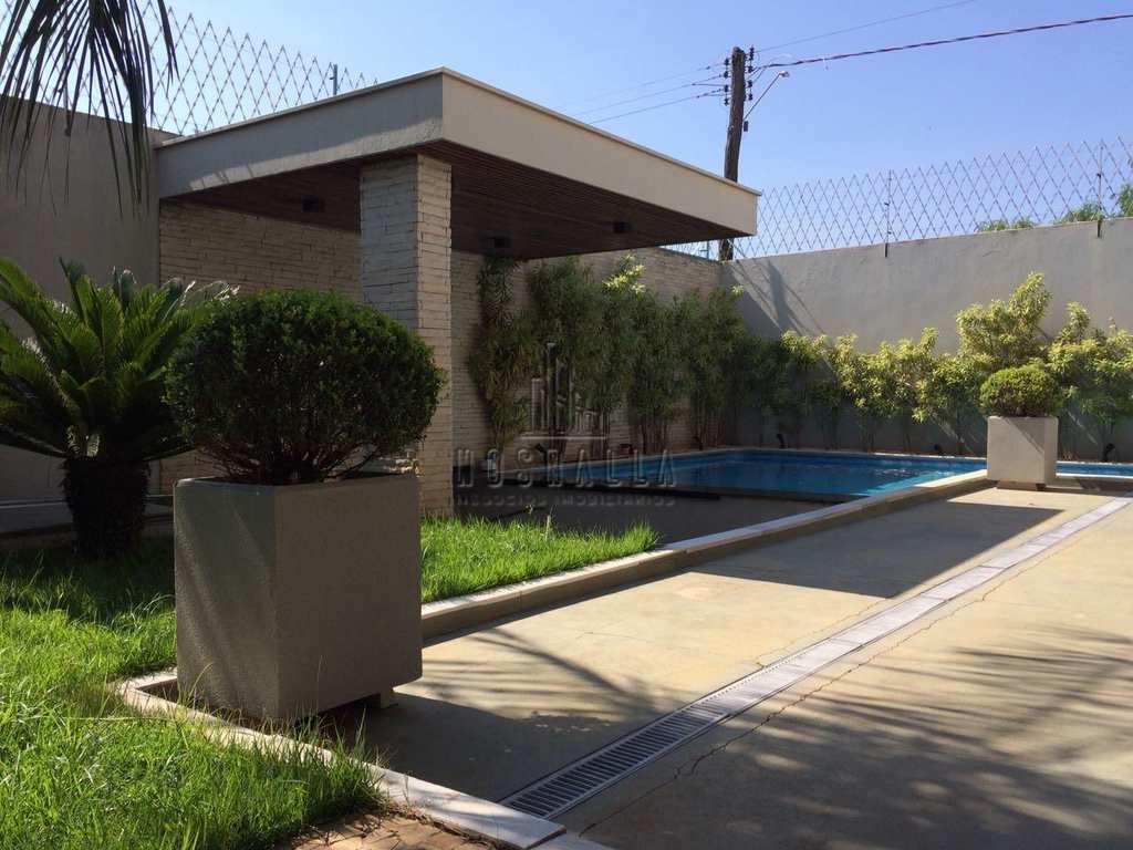 Sobrado de Condomínio em Jaboticabal, no bairro Jardim Universitário