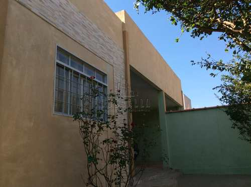 Casa, código 1722541 em Jaboticabal, bairro Jardim Barcelona
