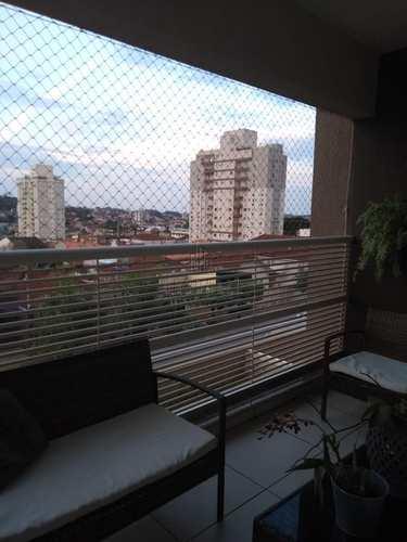 Apartamento, código 1722570 em Jaboticabal, bairro Centro