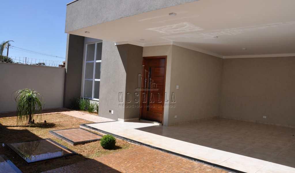 Casa em Jaboticabal, bairro Residencial São Judas Tadeu