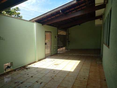Casa, código 1722751 em Jaboticabal, bairro Nova Jaboticabal