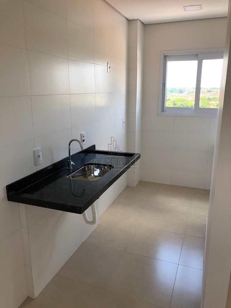 Flat em Jaboticabal, no bairro Jardim Nova Aparecida