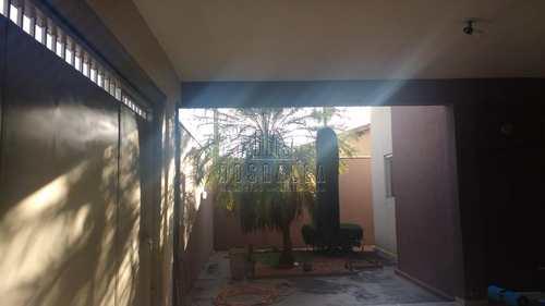 Casa, código 1722926 em Jaboticabal, bairro Jardim Grajaú