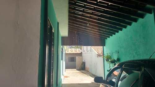 Casa, código 1722938 em Jaboticabal, bairro Jardim Santa Rosa