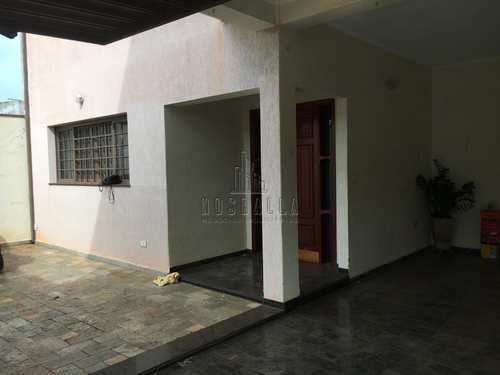 Casa, código 1722993 em Jaboticabal, bairro Jardim das Rosas
