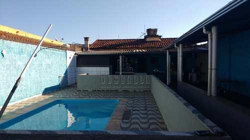 Casa, código 1722995 em Jaboticabal, bairro Jardim das Rosas