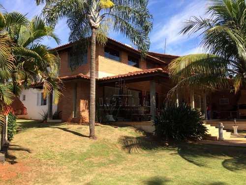 Casa, código 1723006 em Jaboticabal, bairro Jardim São Marcos II