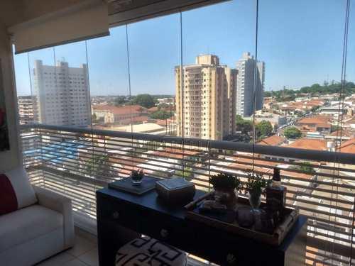 Apartamento, código 1723165 em Jaboticabal, bairro Centro