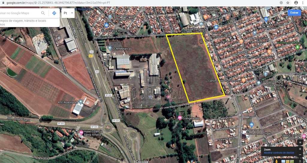 Terreno Industrial em Jaboticabal, no bairro X