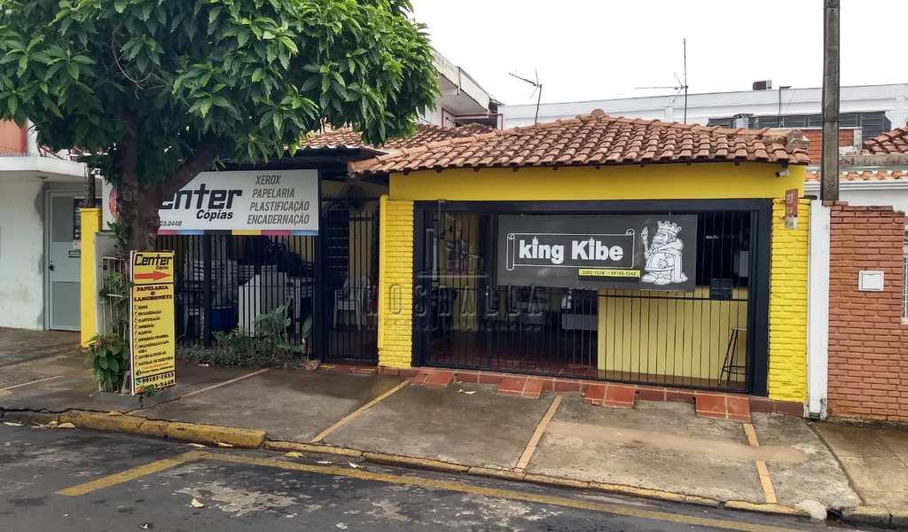 Casa Comercial em Jaboticabal, bairro Centro