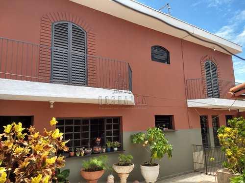 Casa, código 1723206 em Jaboticabal, bairro Cidade Jardim (Zagalo)