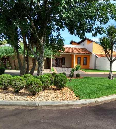 Casa de Condomínio, código 1723288 em Jaboticabal, bairro Jardim Universitário