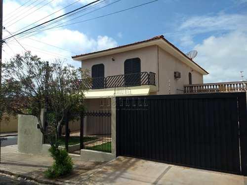 Casa, código 1723345 em Jaboticabal, bairro Jardim Santa Rita