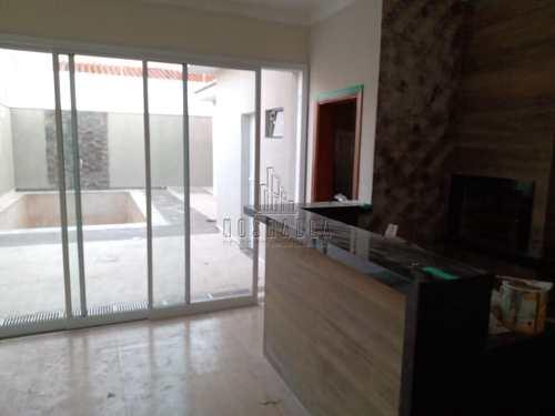 Casa, código 1723382 em Jaboticabal, bairro Jardim Monterrey II