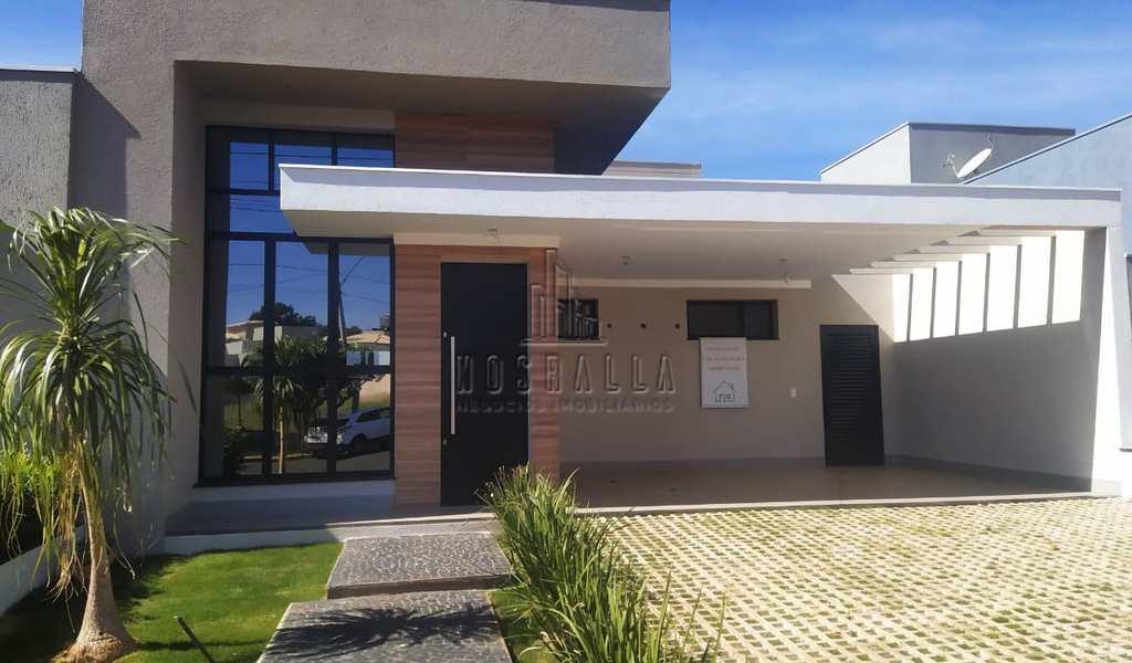 Casa de Condomínio em Ribeirão Preto, bairro Jardim Cybelli