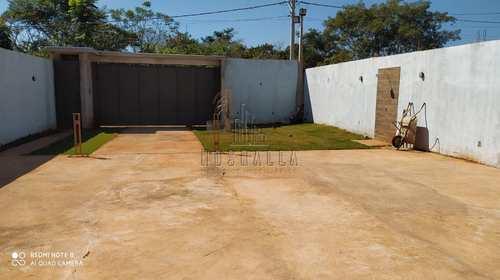 Casa, código 1723432 em Jaboticabal, bairro Jardim Monterrey II