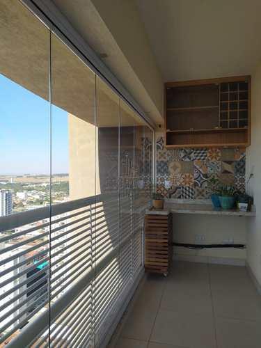 Apartamento, código 1723480 em Jaboticabal, bairro Centro