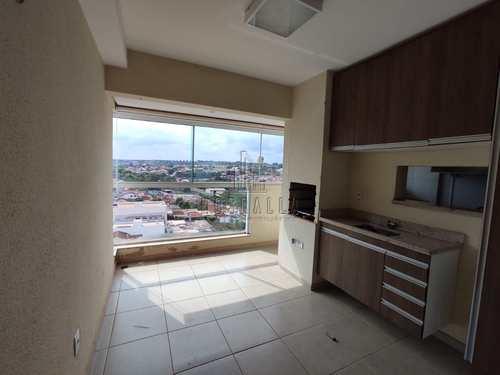 Apartamento, código 1723555 em Jaboticabal, bairro Centro