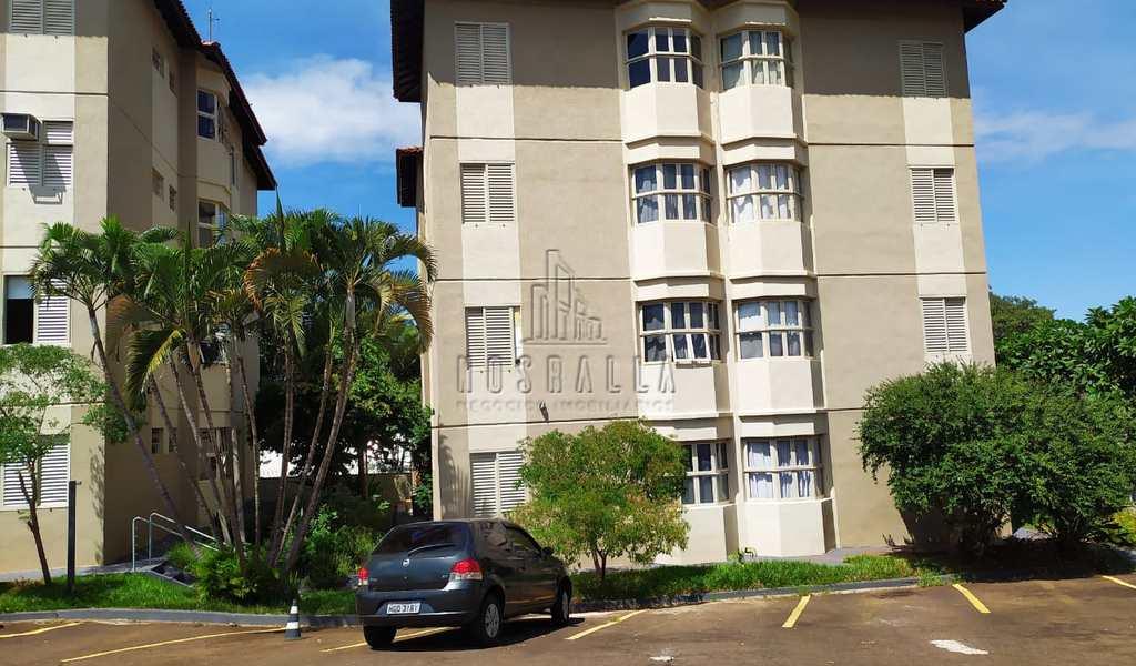 Apartamento em Jaboticabal, bairro Vila Santa Tereza