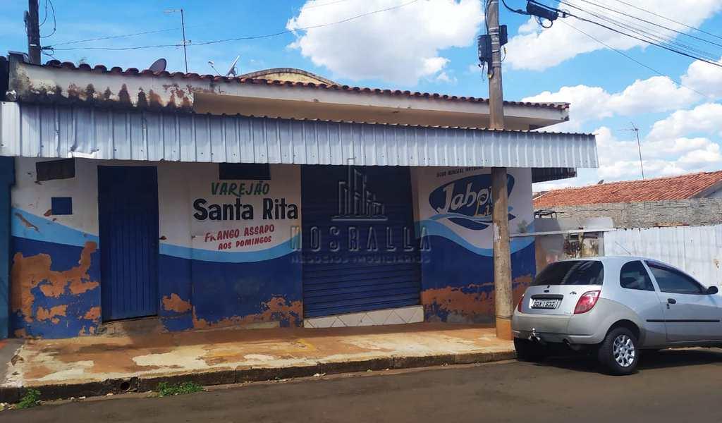 Casa em Jaboticabal, bairro Sorocabano