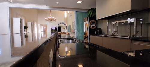 Casa de Condomínio, código 1723647 em Jaboticabal, bairro Jardim São Marcos I