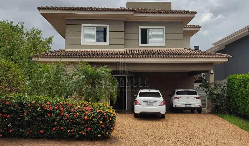 Casa de Condomínio em Ribeirão Preto, bairro Jardim Saint Gerard