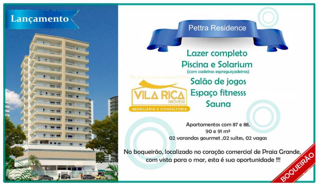 Empreendimento em Praia Grande, no bairro Boqueirão