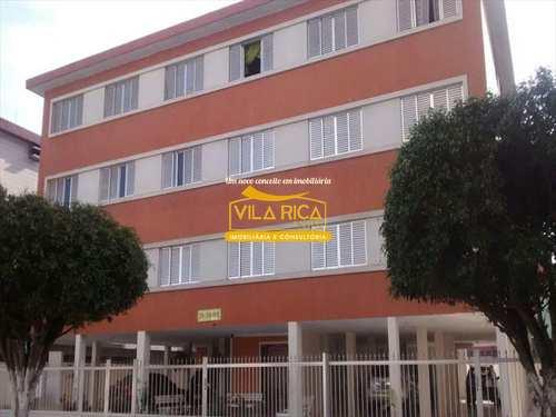 Apartamento, código 374300 em Praia Grande, bairro Boqueirão