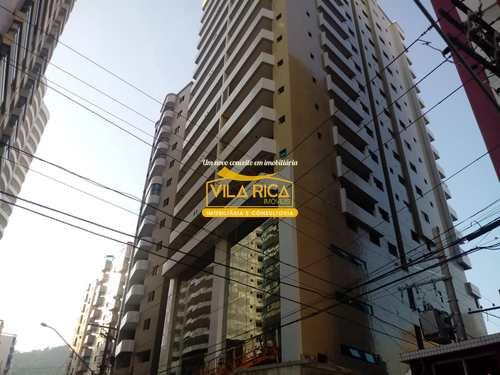 Apartamento, código 370100 em Praia Grande, bairro Canto do Forte