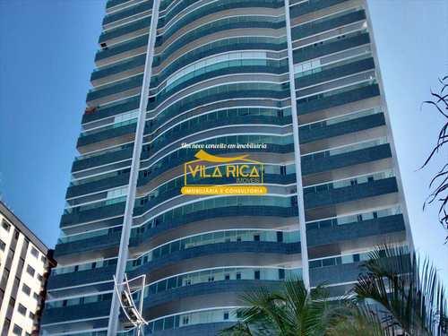Apartamento, código 369600 em Praia Grande, bairro Caiçara
