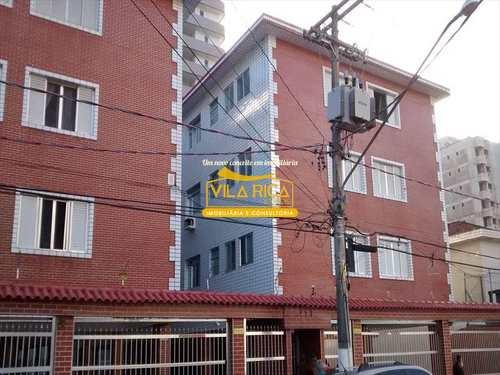 Apartamento, código 369000 em Praia Grande, bairro Guilhermina