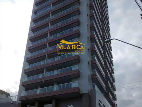 Apartamento, código 367900 em Praia Grande, bairro Guilhermina