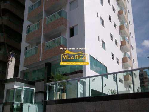 Apartamento, código 365600 em Praia Grande, bairro Tupi