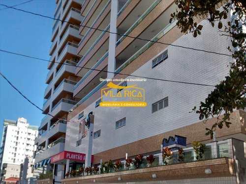 Apartamento, código 364300 em Praia Grande, bairro Guilhermina