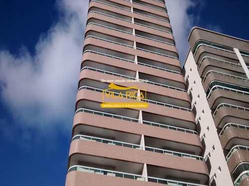 Apartamento, código 362600 em Praia Grande, bairro Guilhermina