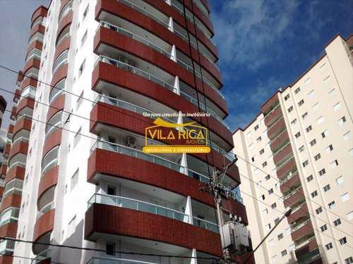 Apartamento, código 361700 em Praia Grande, bairro Ocian