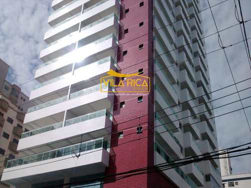 Apartamento, código 359700 em Praia Grande, bairro Aviação