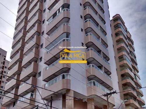 Apartamento, código 358300 em Praia Grande, bairro Tupi