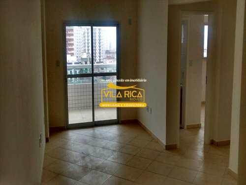 Apartamento, código 357400 em Praia Grande, bairro Ocian